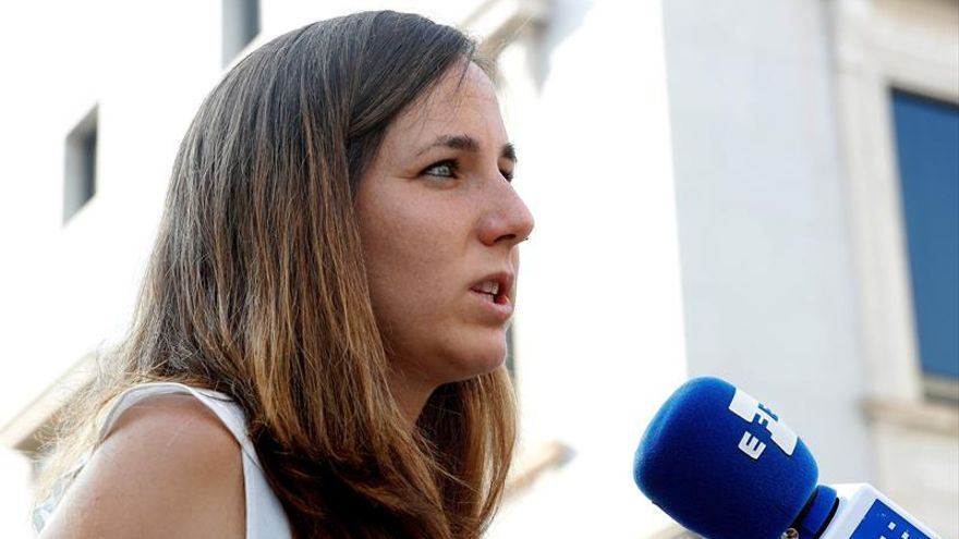 Belarra: No basta exhumar restos, hay que juzgar a los criminales franquistas