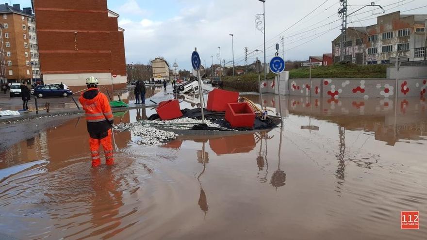 Reinosa crea una bolsa de viviendas de alquiler para los afectados por las inundaciones