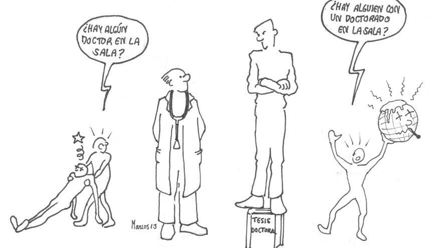 Ilustración de Marcos Méndez
