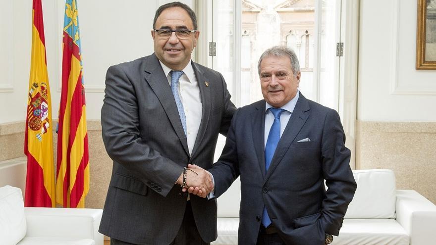 Rafael Soler fue nombrado gerente de Imelsa por Alfonso Rus
