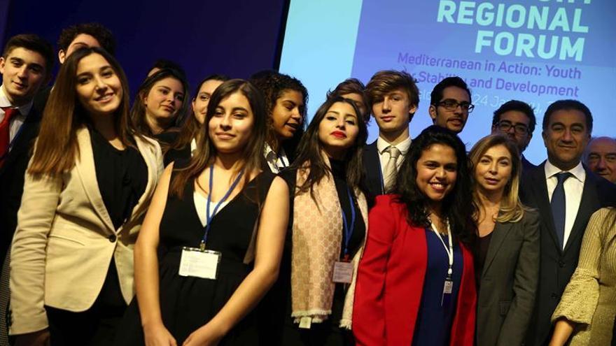 Formarán a alumnos del Mediterráneo sur en emprendimiento para crear empleo