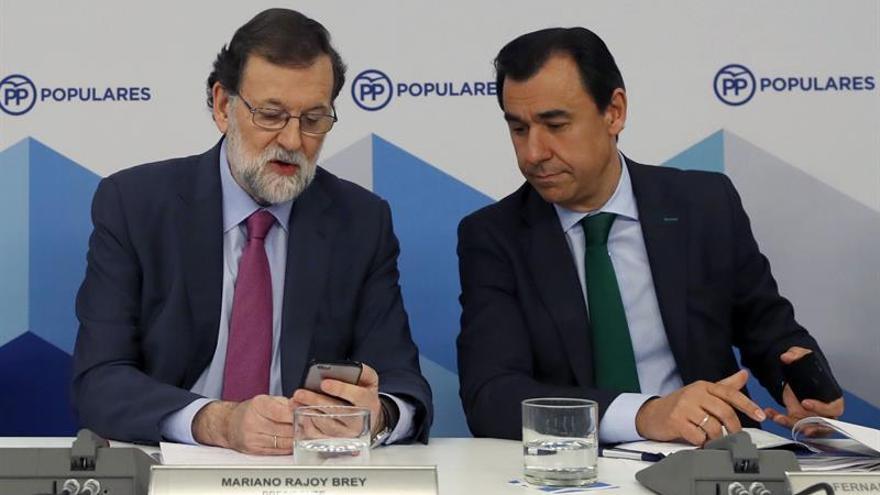 """Rajoy quiere empezar las reuniones para pactar un presupuesto """"sensato"""" y """"realista"""""""