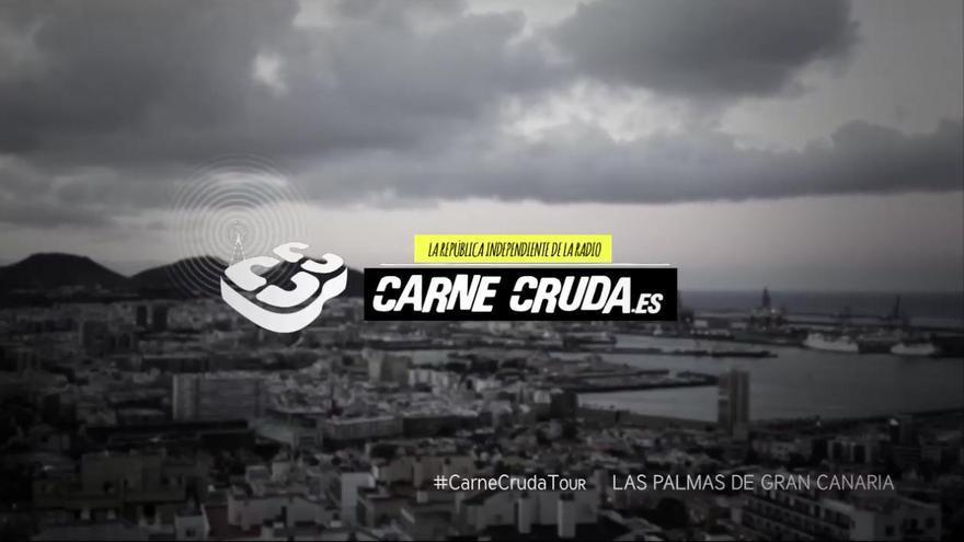 #CarneCrudaTour llega a Las Palmas de Gran Canaria.