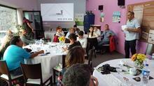 Los 'astroemprendedores' se reúnen para planificar las actividades del sector
