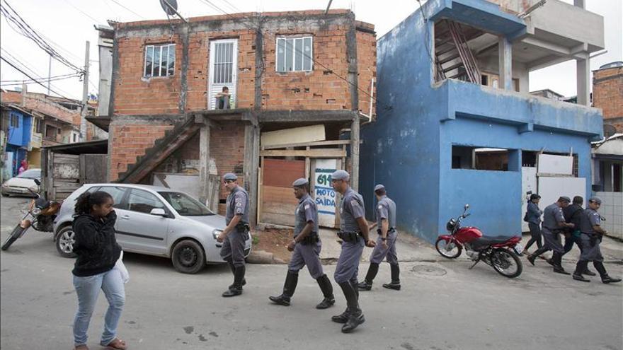 Rousseff afirma que la seguridad es uno de los problemas más graves de Brasil
