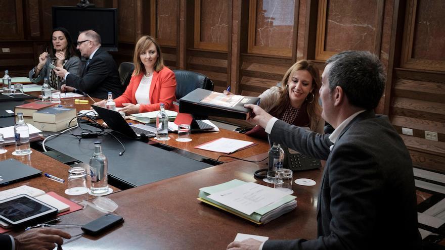 Consejo de Gobierno de Canarias.