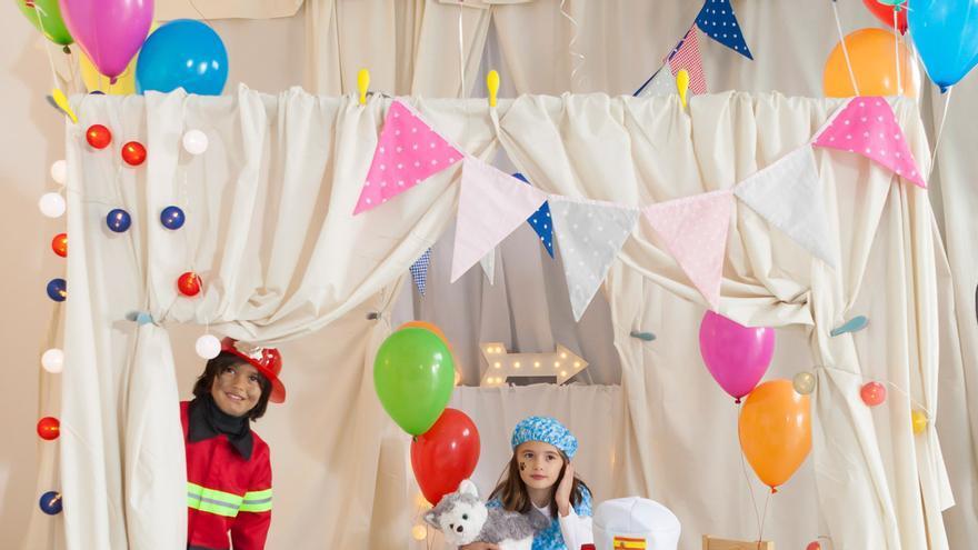 Cuatro planes divertidos para celebrar el carnaval con tus hijos.