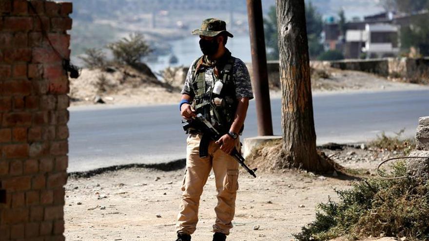 Más de 40 detenidos en una operación antiterrorista en la Cachemira india