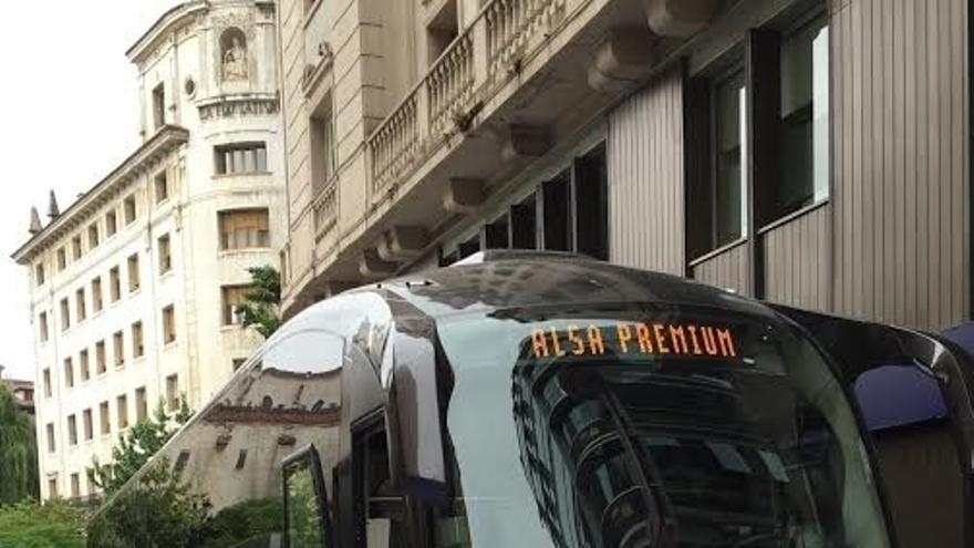 Alsa oferta el servicio Premium de atención personalizada de Santander a Oviedo, País Vasco, Logroño y Zaragoza