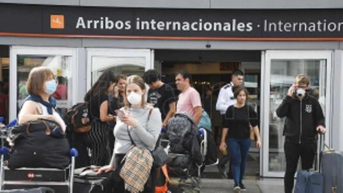 Ya no se permitirá el ingreso de turistas de países limítrofes
