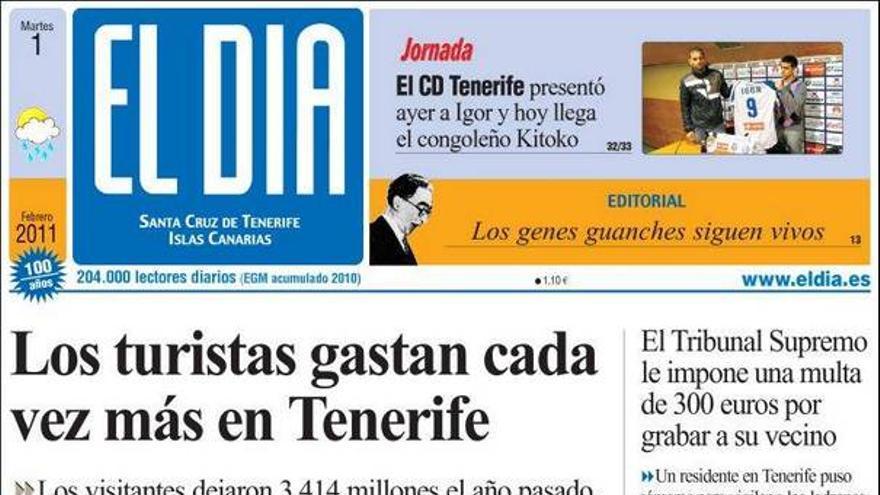 De las portadas del día (01/02/11) #4