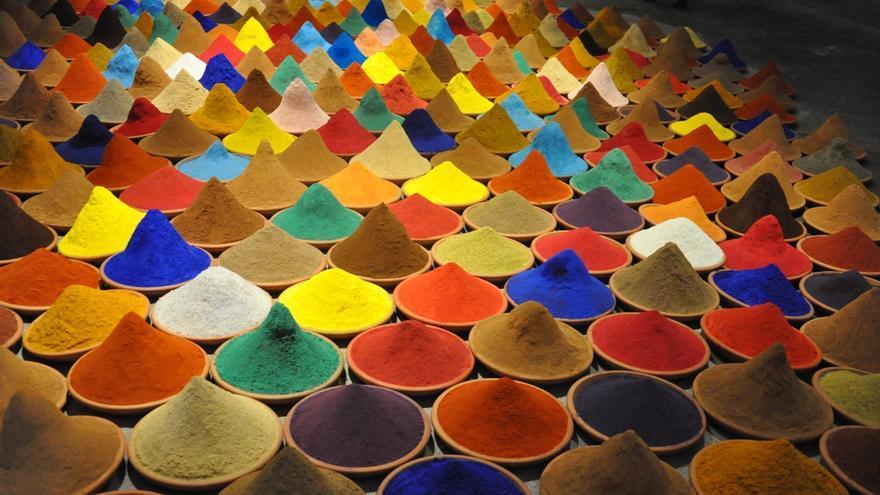 Sonia Falcone, Campo de Calor en el Latin American Pavilion de la 55 edición de la Biennale