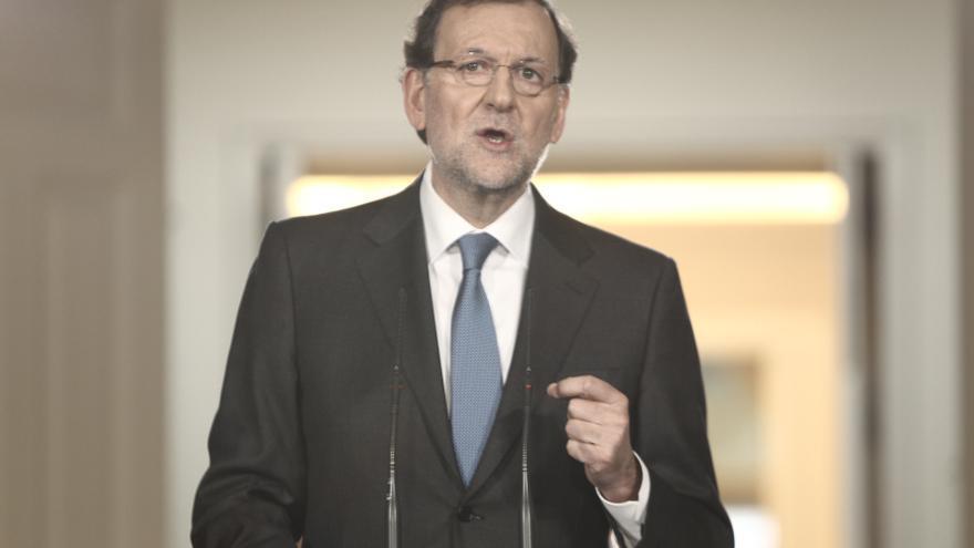 Rajoy avanza que al cierre de 2013 habrá menos parados que en 2012 y augura aún menos en 2014
