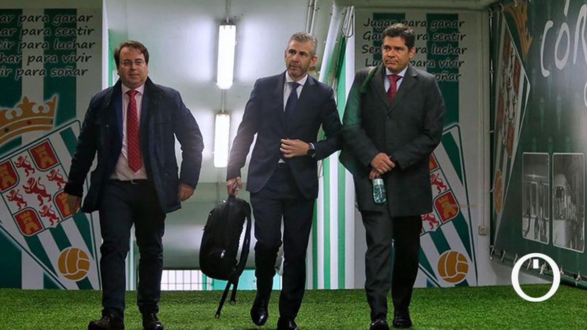 Ex administradores judiciales del Córdoba CF SAD