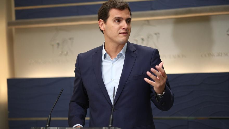 Rivera afirma que en Cataluña los únicos derechos que se han violado son los de quienes respetan la ley