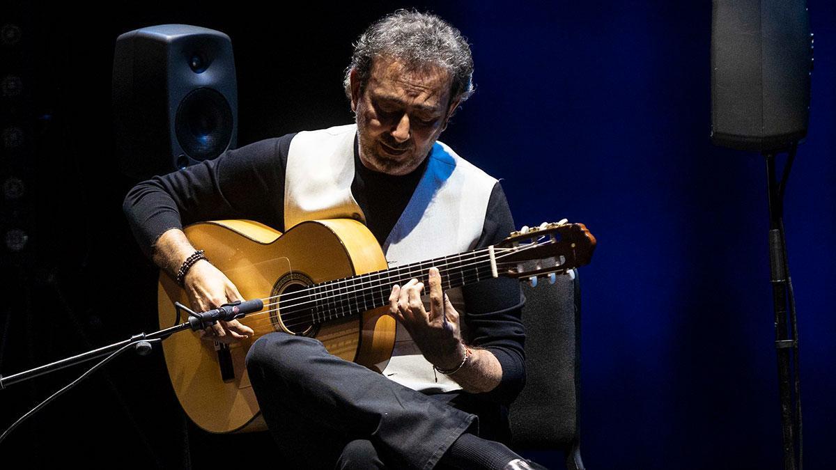 Concierto de José Antonio Rodríguez en el Festival de la Guitarra
