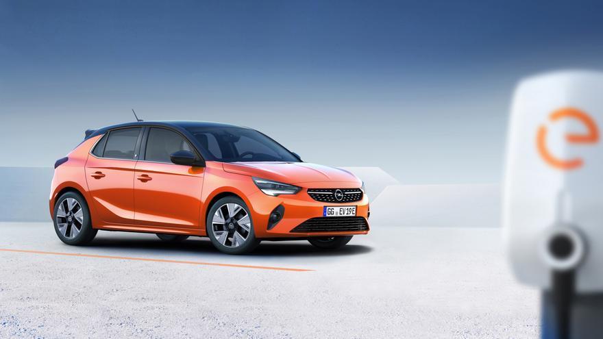 El Corsa-e se engloba dentro de la sexta generación del utilitario de Opel.