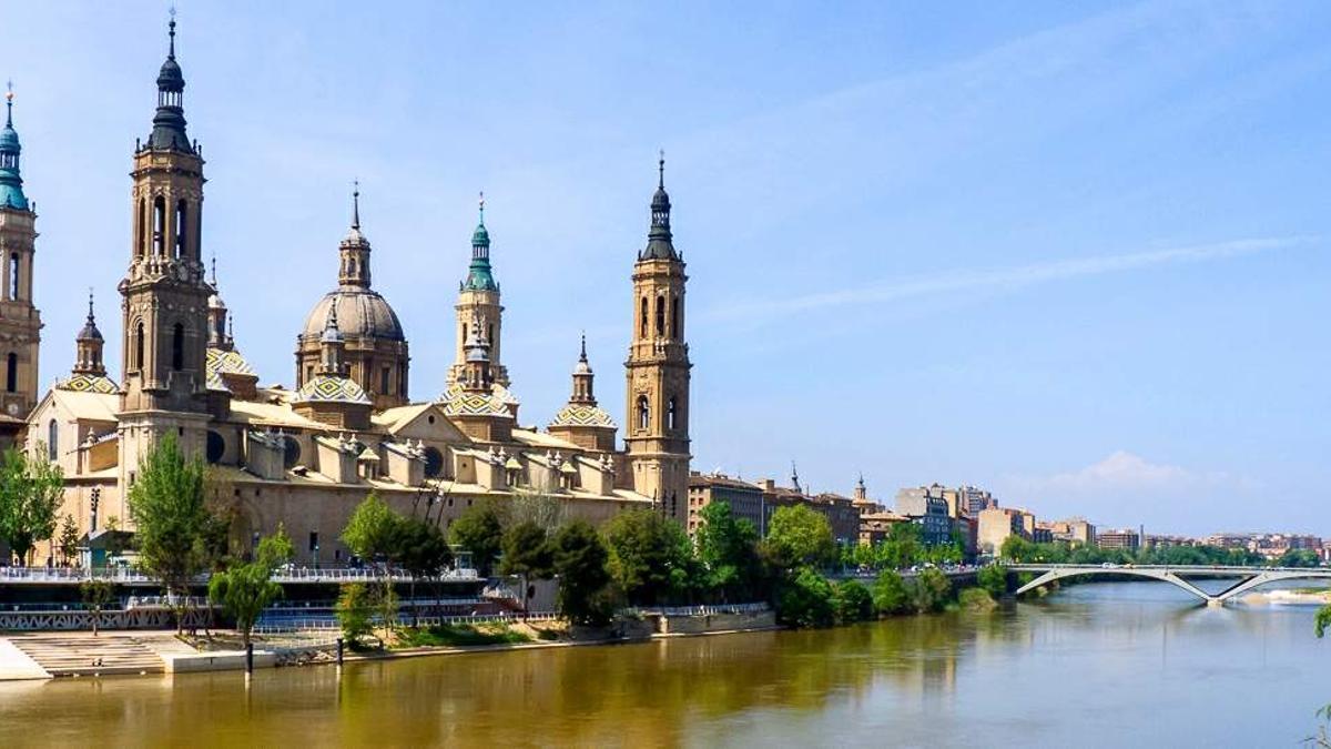 Basílica de Nuestra Señora de El Pilar, Zaragoza