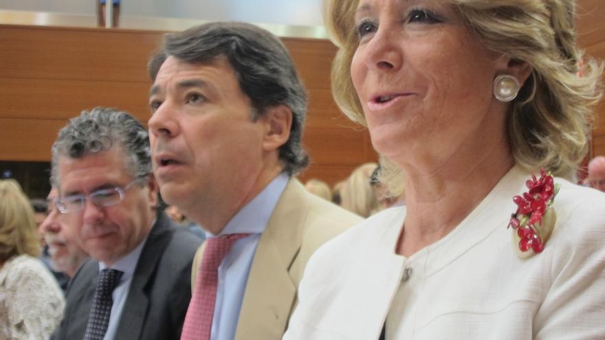 """Aguirre dice Granados """"nunca"""" fue su amigo pero si pensara que está encarcelado sin razón le visitaría en la cárcel"""