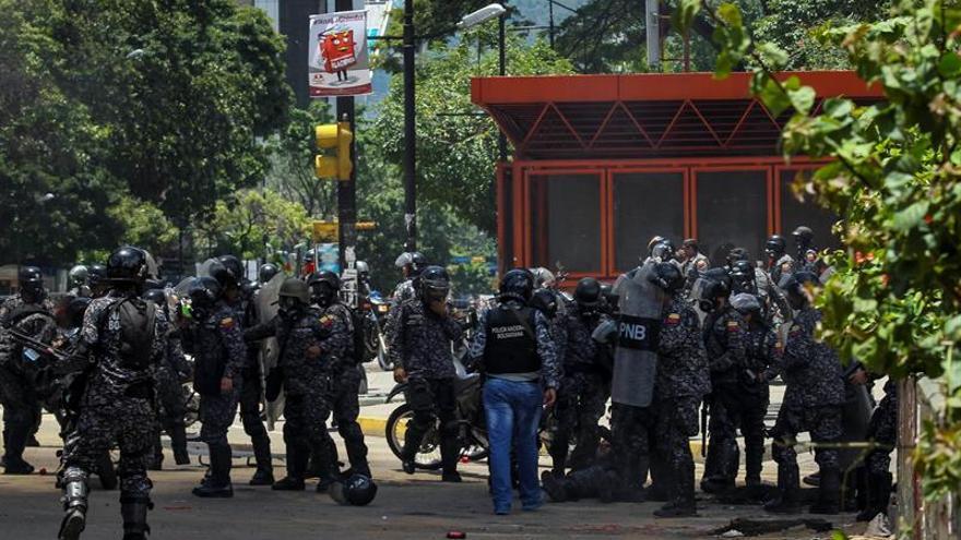 ONG venezolana registra 64 detenidos en protestas contra Constituyente