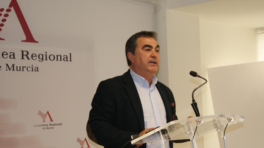 Jesús Navarro, Diputado GPPSOE, Asamblea Regional de Murcia