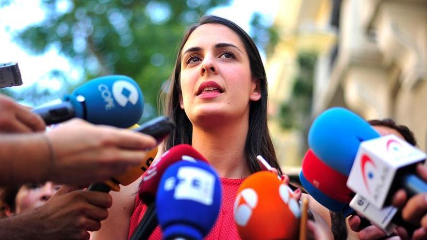 Maestre, sobre el homenaje del PP a Blanco: No vamos a alimentar la polémica