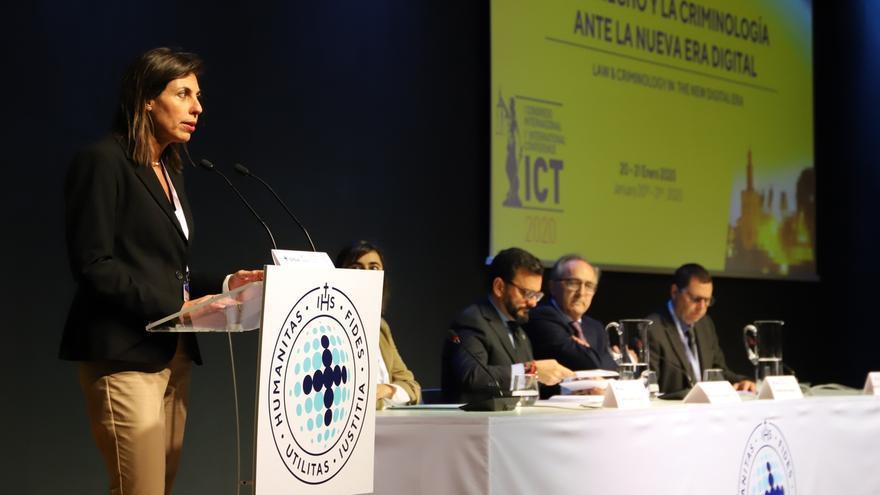 Loyola reúne a 200 participantes de 25 países en una Conferencia sobre derecho y criminalidad digital