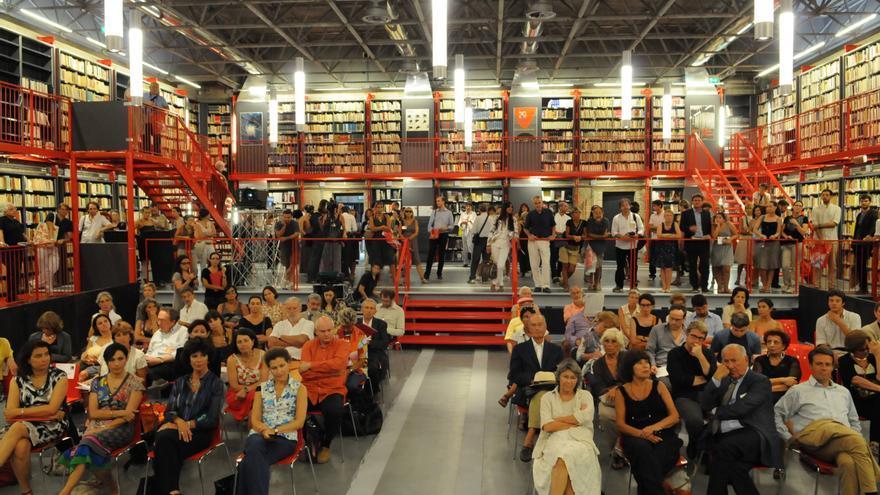 Biblioteca de la Biennale
