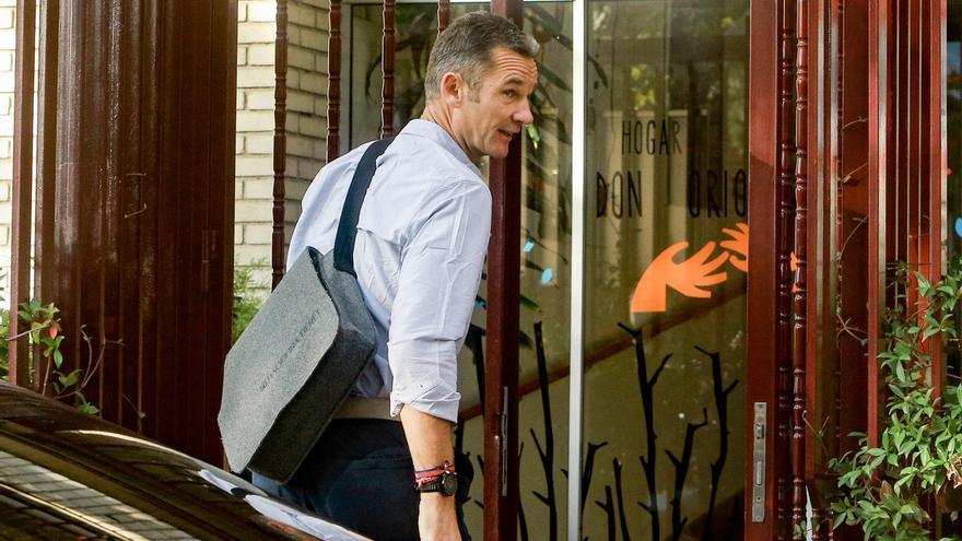 """El director del hogar de Pozuelo se entrevistará con Urdangarin en su primer permiso: """"Consiste en saber qué sabe hacer"""""""