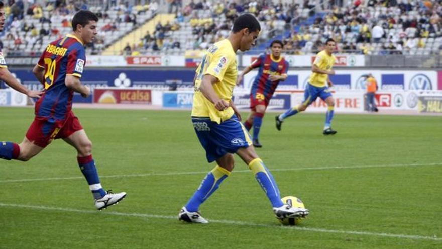 Del UD Las Palmas-Barcelona B #14