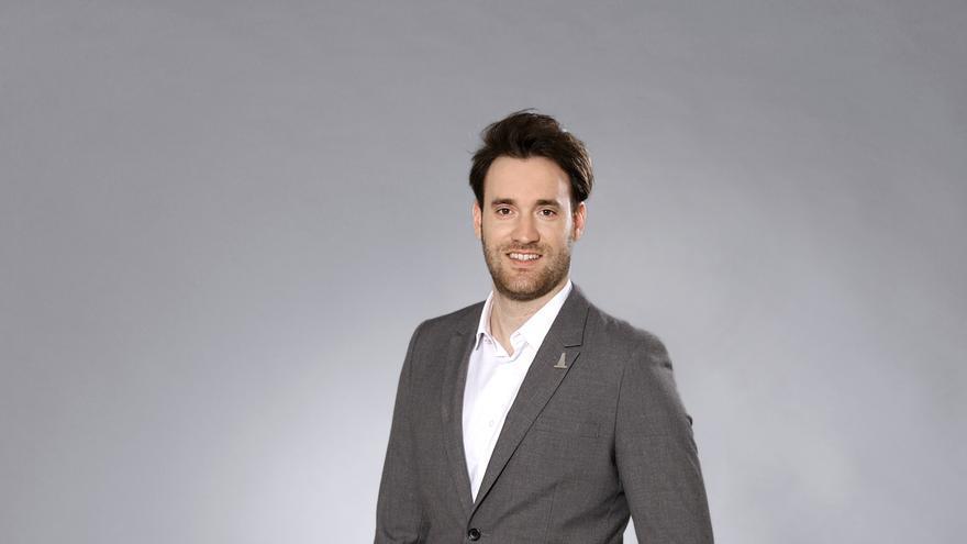 El candidato malagueño a la CDU alemana