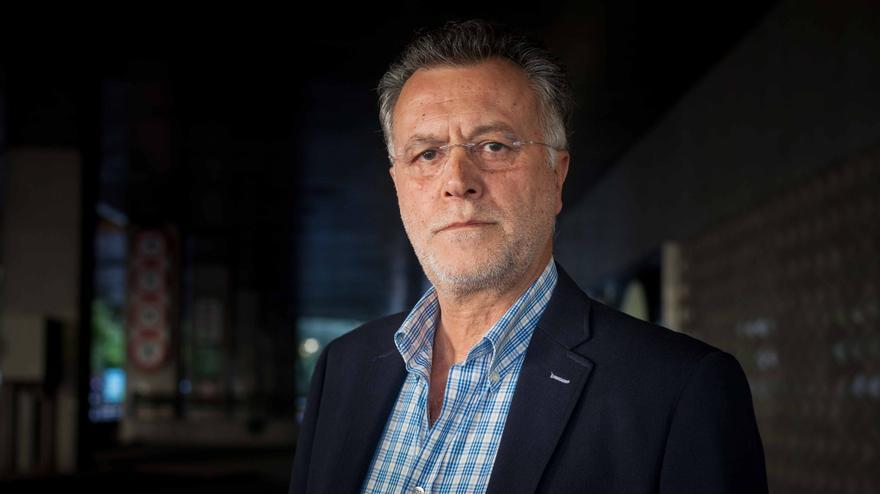 Manuel Castán, presidente del Estudio de Filología Aragonesa. Foto: Juan Manzanara