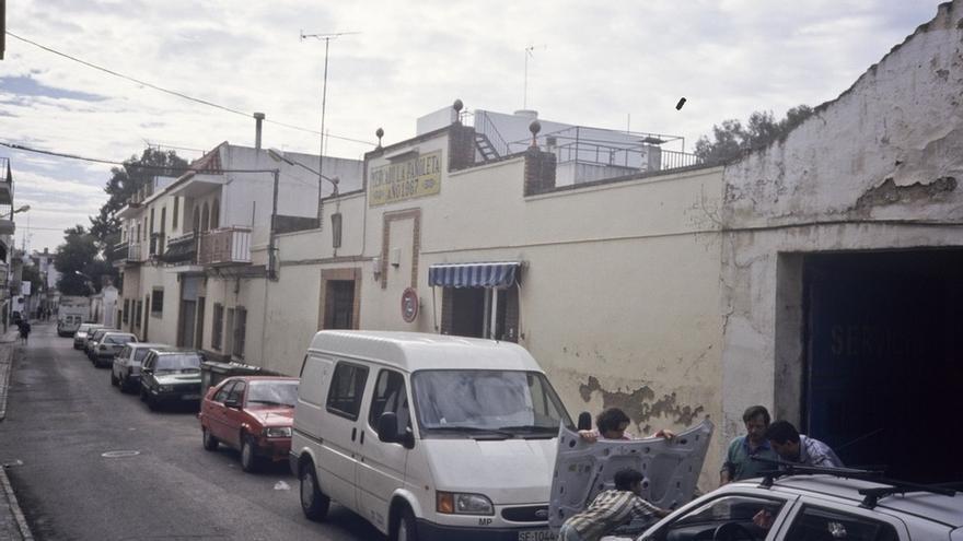 """Proyectan un nuevo """"monumento"""" en Camas a la columna minera de Riotinto y una marcha según su ruta"""
