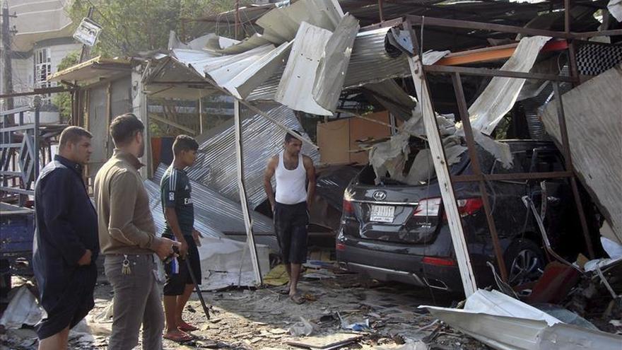 Mueren 21 iraquíes en un doble atentado con bomba en Bagdad