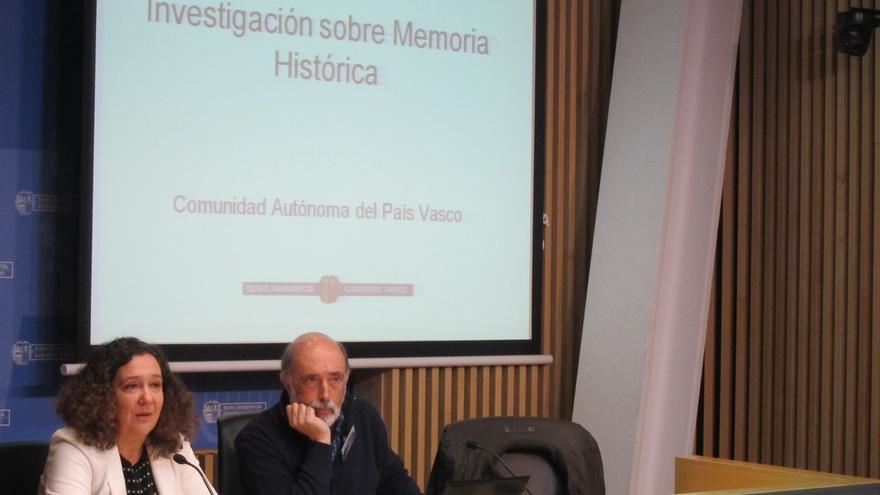 Euskadi recoge en un Mapa de Fosas de la Guerra Civil 80 localizaciones de enterramientos y 28 en fase de investigación