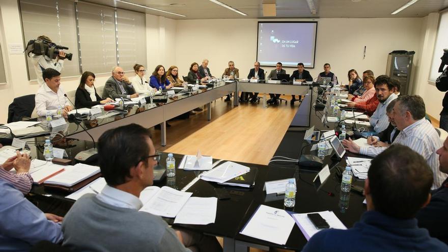 Reunión del Consejo Asesor de Medio Ambiente