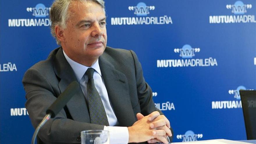 """Mutua entrará """"en un plazo prudencial"""" en algún país de Latinoamérica"""