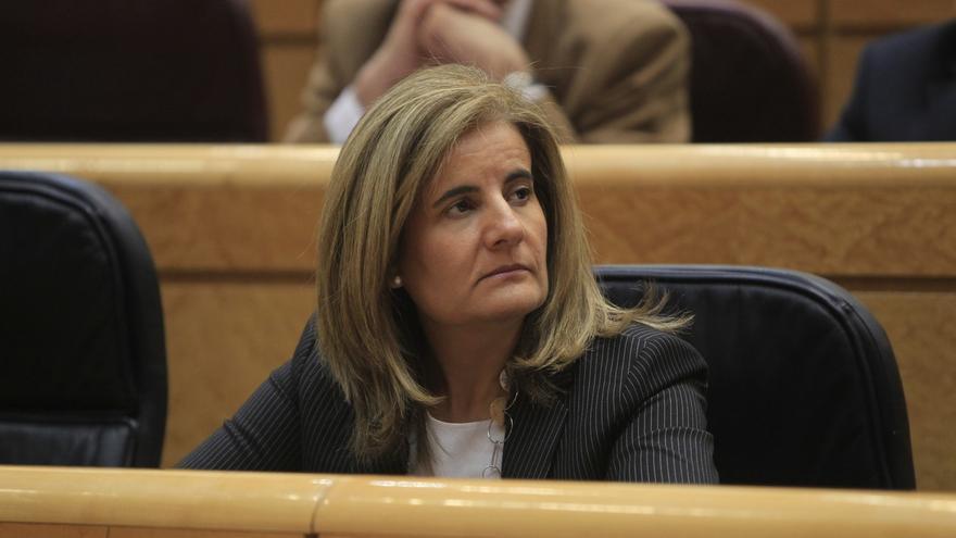"""Báñez cree que el acuerdo salarial es una """"buena noticia"""" para la sociedad y la economía españolas"""