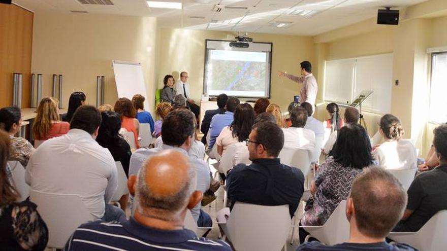 Constitución de ACEPA y primera reunión, Azuqueca de Henares (Guadalajara) / Foto: Ayuntamiento