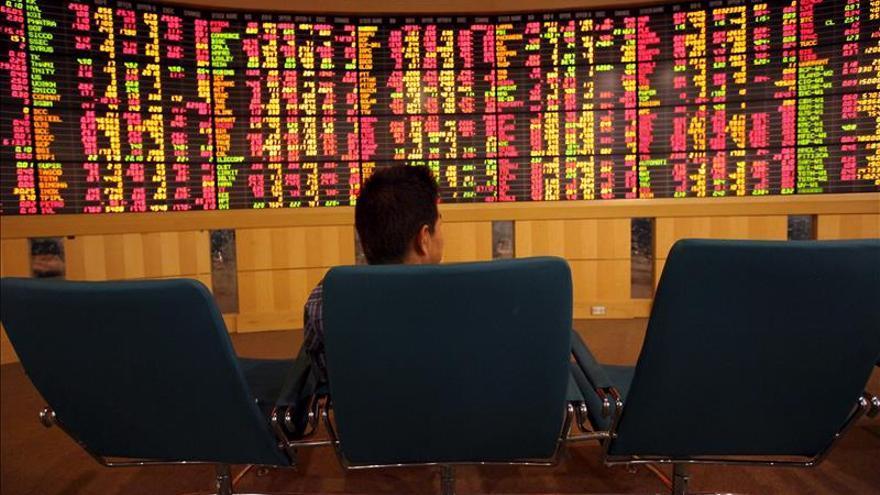 Las bolsas del Sudeste Asiático abren con resultados mixtos