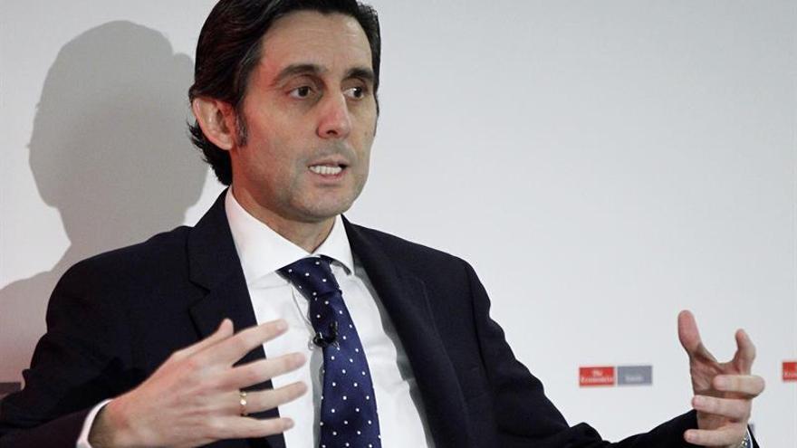 Álvarez-Pallete llama a que España acelere su transformación digital