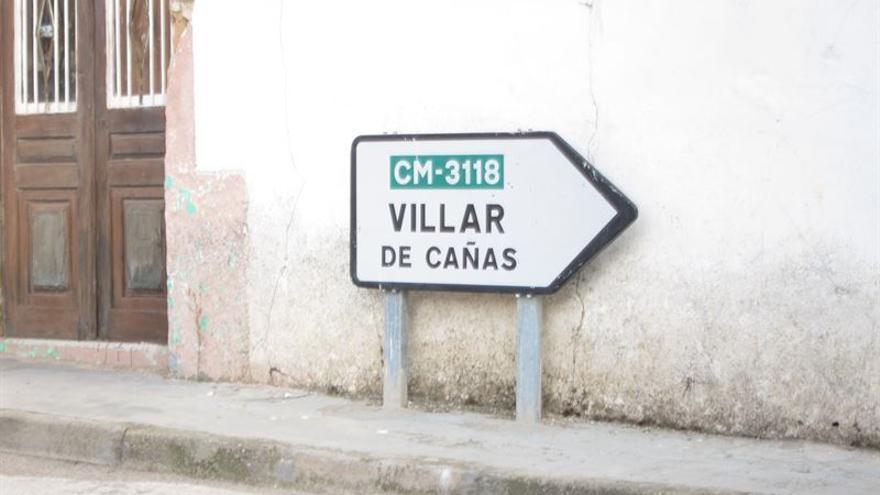 Villar de Cañas, localidad donde se pretende ubicar el Villar de Cañas