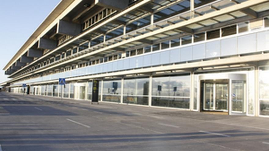 De las obras en la nueva terminal #1