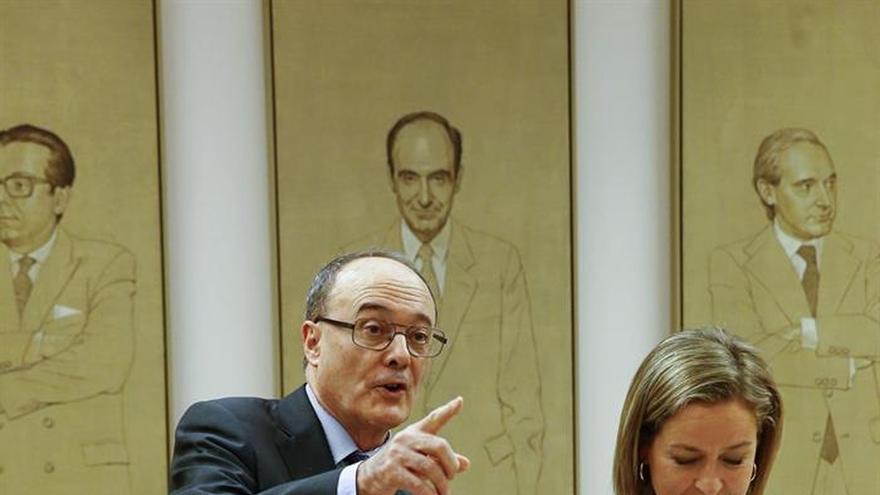 """Linde dice que el Banco de España no supo anticipar una fase recesiva """"tan intensa"""""""