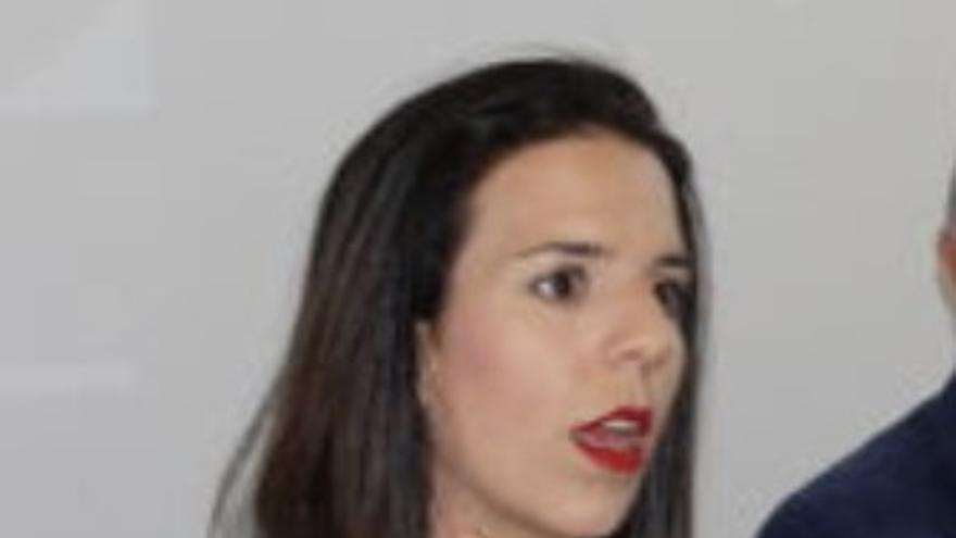 Melissa Hernández, concejal de Cultura del Ayuntamiento de Santa Cruz de La Palma.