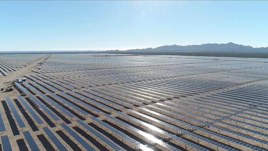 Acciona termina planta solar en México y dobla su implantación fotovoltaica