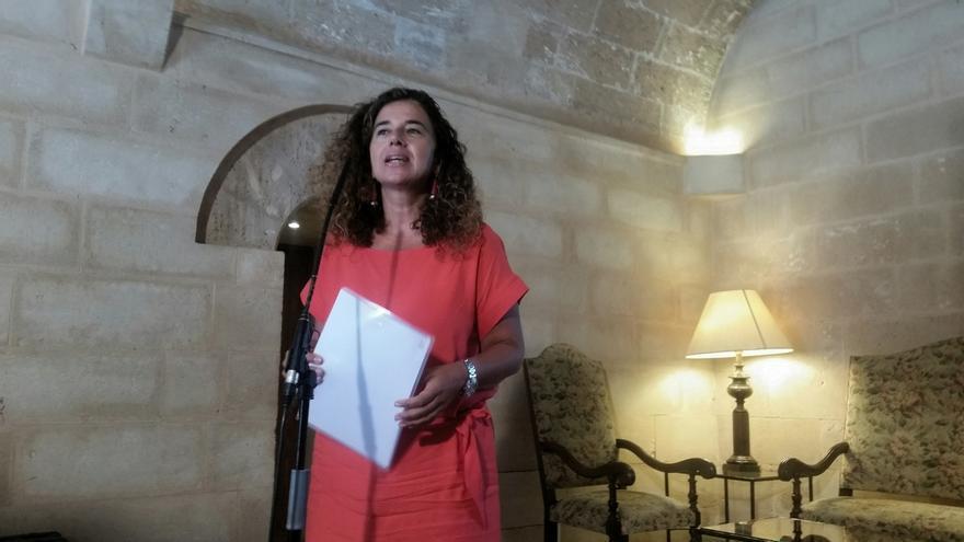 """El Govern balear pide al PP una """"reivindicación ambiciosa"""" del REB y que """"no afloje"""" ante Madrid"""