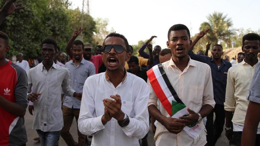 """Sudán se prepara para la """"marcha del millón"""" para exigir un Gobierno civil"""