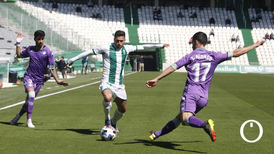 Las imágenes del Córdoba CF - Betis Deportivo