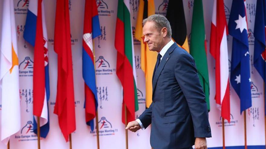 Tusk afirma que la forma en que Turquía salga de la crisis marcará el futuro con la UE